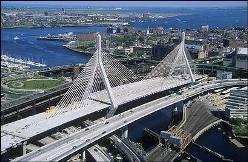 Zakim brug Boston